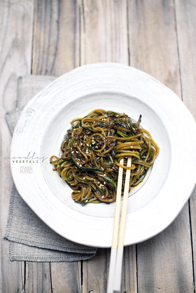 noodles vegetali