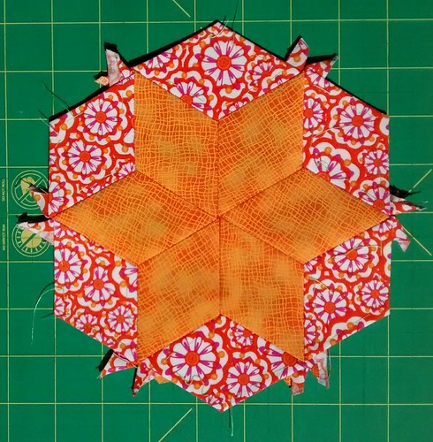 Hexagon star #13