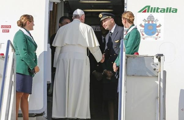 Cuba, lista para recibir al papa Francisco