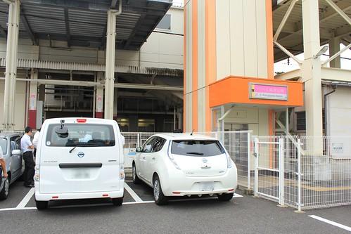 新京成電鉄 電気自動車