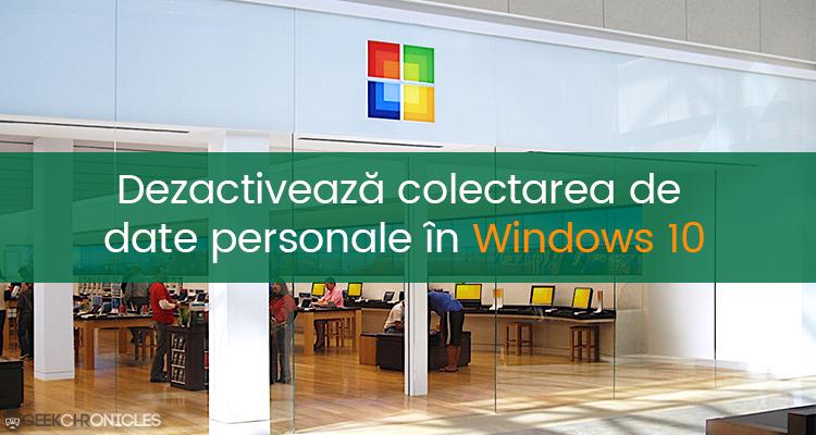 windows zece