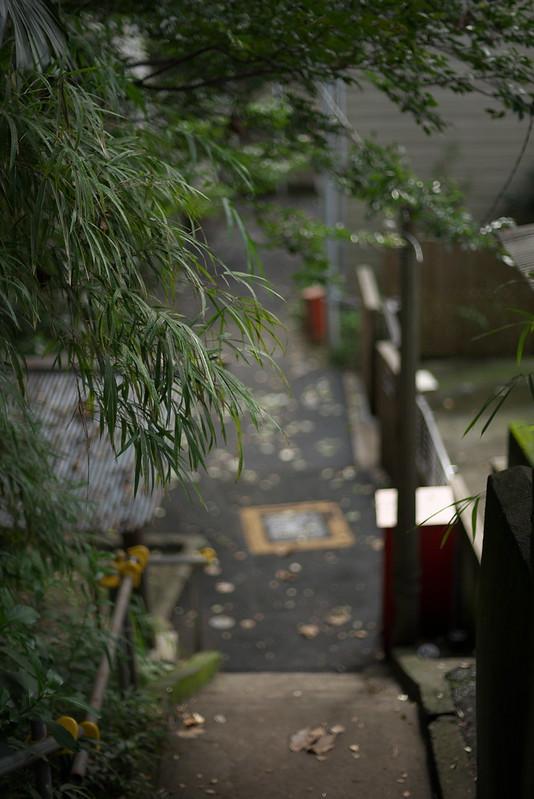 東京路地裏散歩 谷中 2015年9月27日