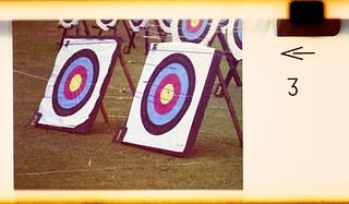 targets and arrow