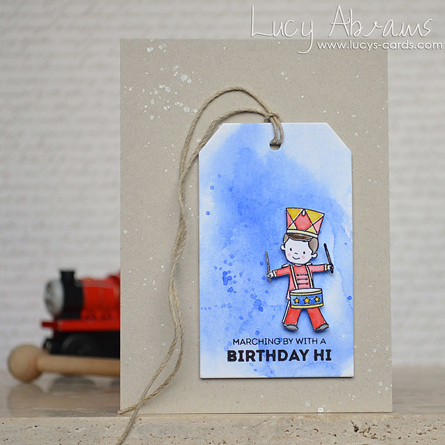 A Birthday Hi by Lucy Abrams