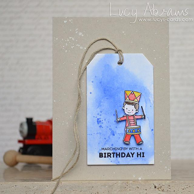A Birthday Hi by Lucy Abrams
