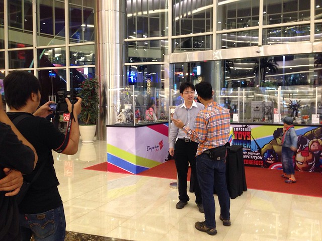 Interviews by TVRI_01