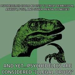 Psychedelics meme