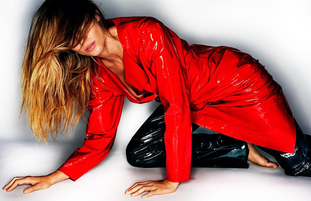 Жизель Бюндхен — Фотосессия для «Vogue» FR 2015 – 2
