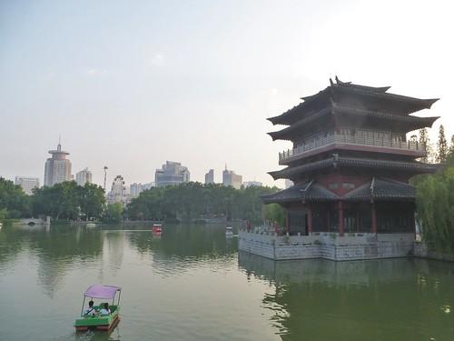 CH-Hefei-Parc Xiaoyaojin (5)