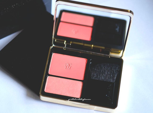 Guerlain Rose Aux Joues Duo Blush Peach Boy