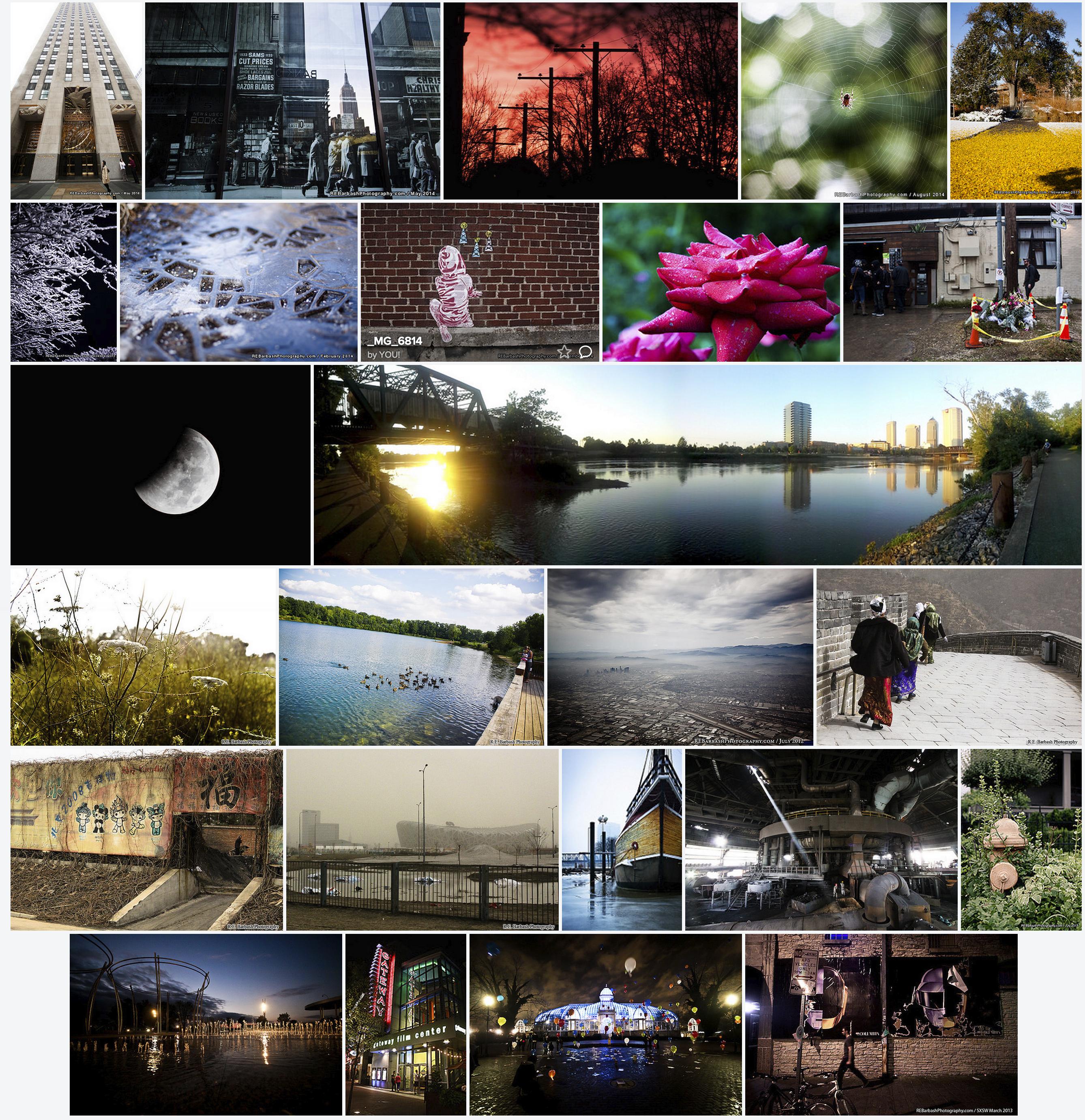 Portfolio-Landscapes