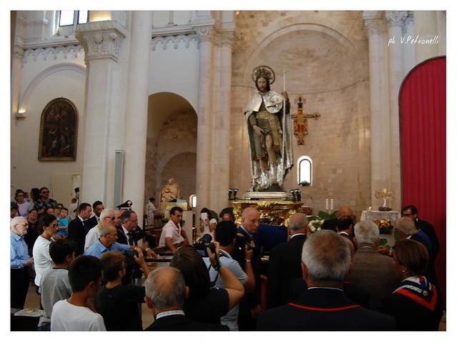 Casamassima-L'intervista post San Rocco al presidente del Comitato (7)