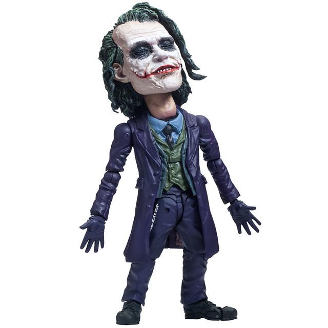 TOYS ROCKA!《蝙蝠俠:黑暗騎士》小丑 / 蝙蝠俠 【新可動系列!】