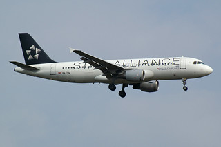 Star Alliance (Croatia Airlines) Airbus A320-212 9A-CTM