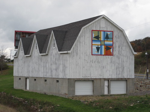 Circle of Life Barn Quilt