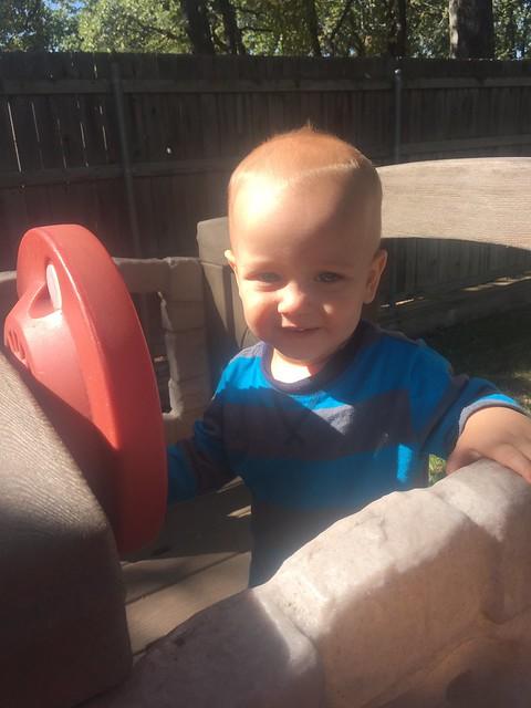 Dylan 13 months