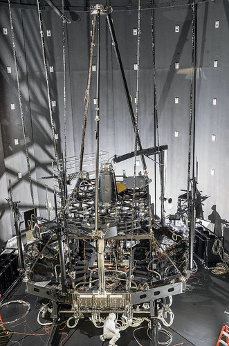"NASA's Webb ""Pathfinder Telescope"" Successfully Completes First Super-Cold Optical Test"