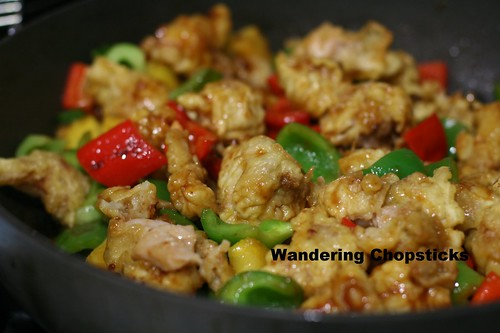 Chinese Sweet and Sour Chicken 12