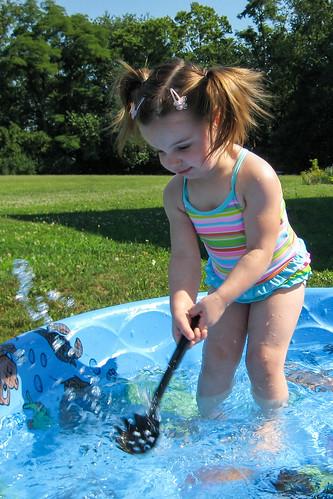 Mini Pool Splash