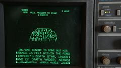 Starwars on the Tek 1720