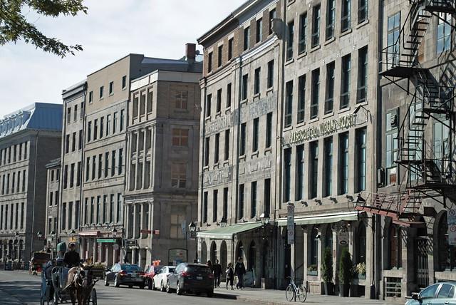 Old Montréal 2015-10-24