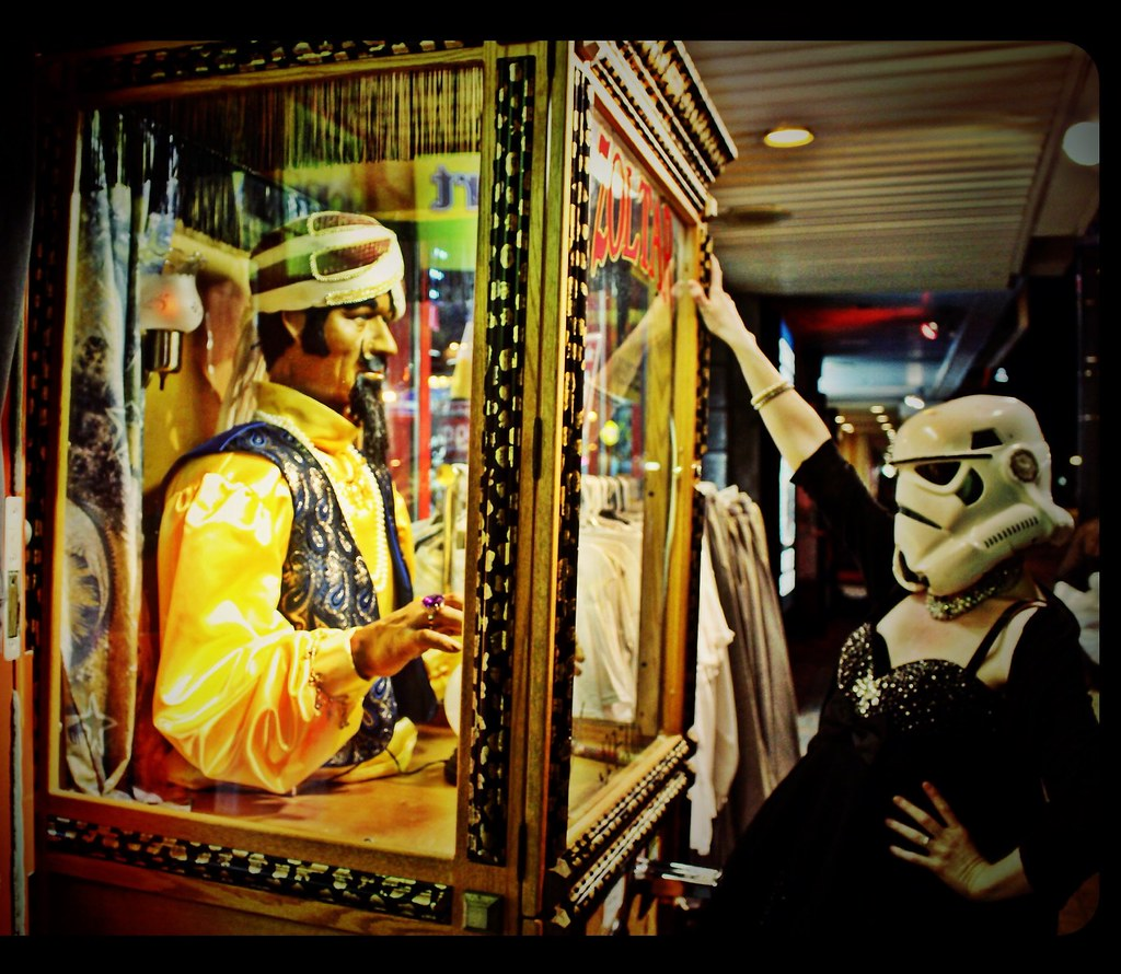 Zoltar.  We meet again.