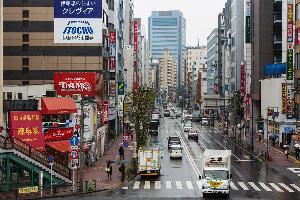 Nishigotanda 1 Chome, Tokyo, Shinagawa-ku, Tokyo Prefecture, Japan, 0.004 sec (1/250), f/5.6, 70 mm, EF70-200mm f/2.8L IS II USM