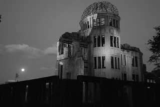 A-Bomb Dome at Hiroshima on OCT 28, 2015 (3)