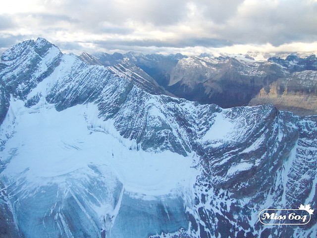 Helicopter Tour in Canmore