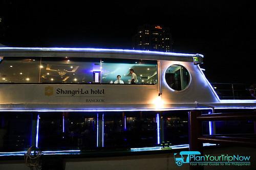 Shangri-La Horizon Cruise boat