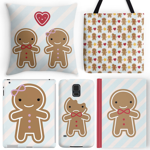 Cookie Cute at Redbubble