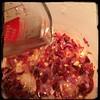#homemade Sun-dried Tomato & Artichoke Sauce #CucinaDelloZio - add 1 c of #wine (Pinot Grigio)