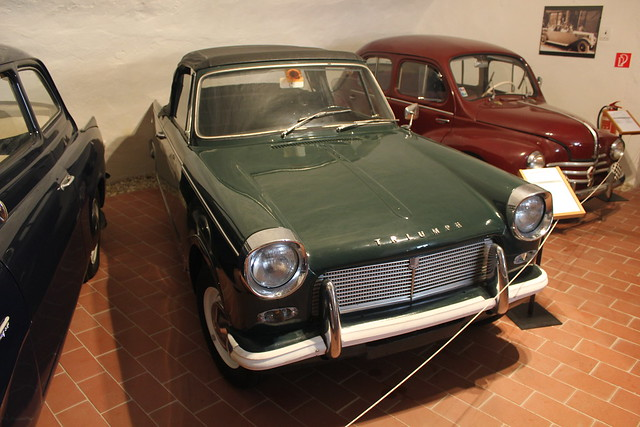 museum of historic vehicles Kezmarok Slovakia