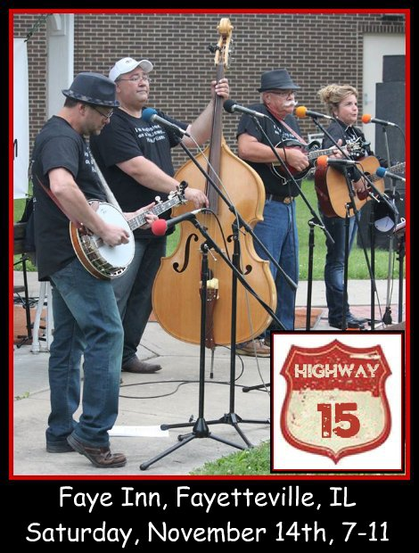 Highway 15 Band 11-14-15