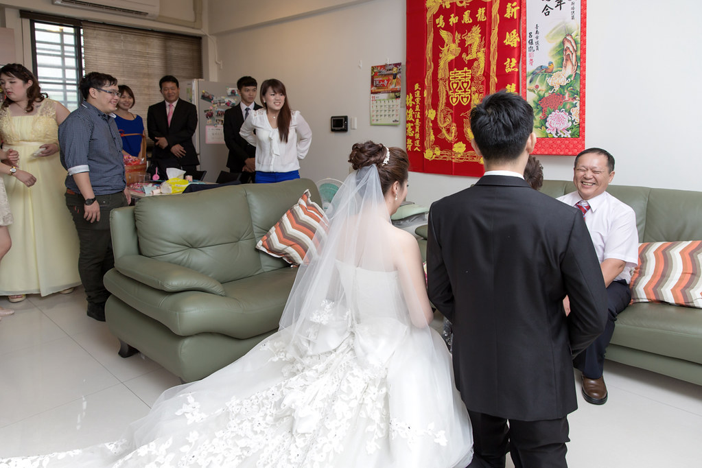 台南婚攝-迎娶午宴 X 情定城堡 (35)