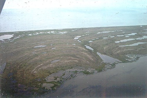 Bering Land Bridge National Preserve (Shishmaref barrier islands)