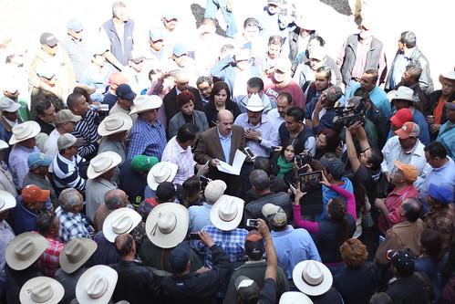 16 Diciembre 2015 Diputado Ismael del Toro recibió a productores de maíz de Jalisco