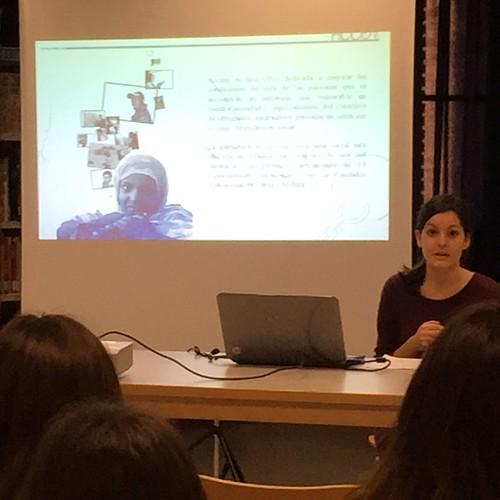 Conferencia Sensibilización Trata de Mujeres