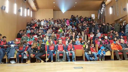 Presentación Club de Esquí Valle de Benasque