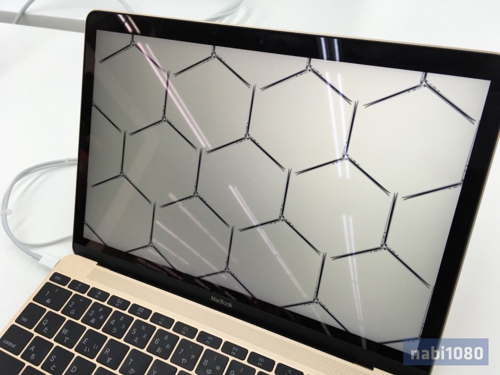 MacBook Retina 12インチ視察03