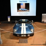 Preservation Workshop with the 1964 Shelby Daytona Coupe