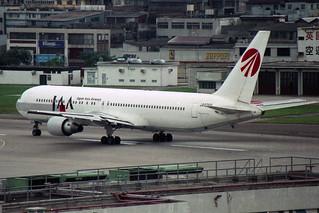 Japan Asia Airways - JAA Boeing 767-346 JA8266