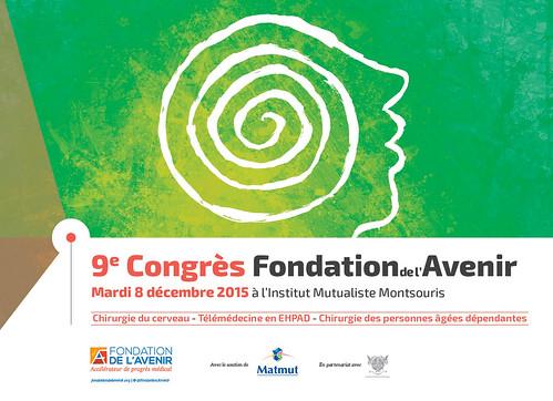 9e Congrès de la Fondation de l'Avenir