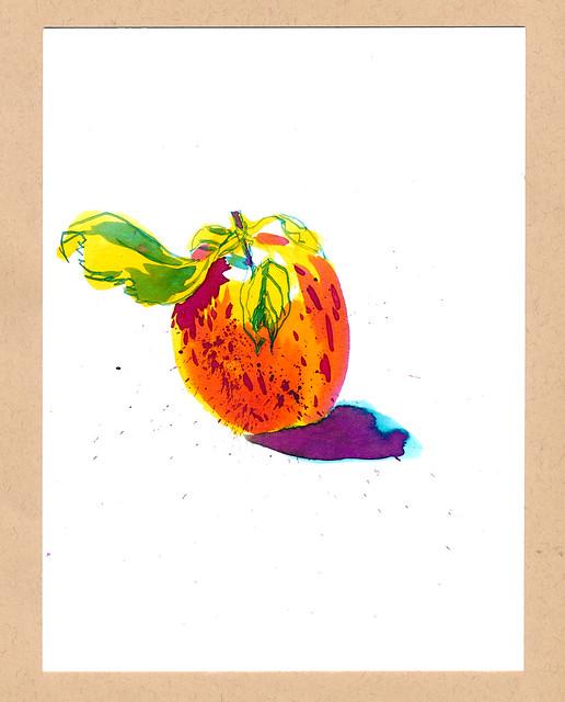 Sketchbook #93: Apple