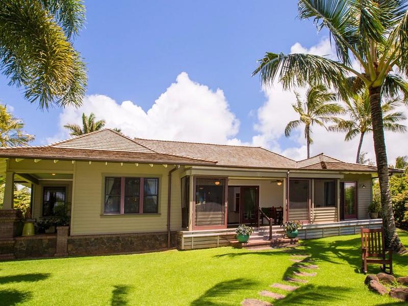 Дом Уилла Смита на Гавайях