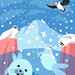 Snow by Mor Somech