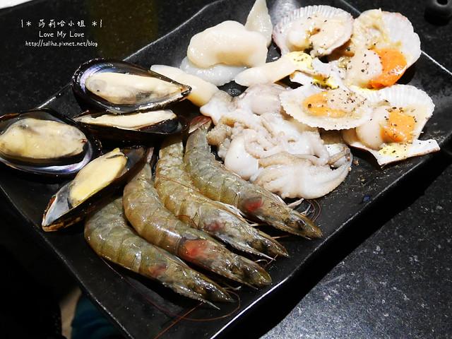 公館瓦崎燒烤吃到飽海鮮燒肉烤肉 (16)