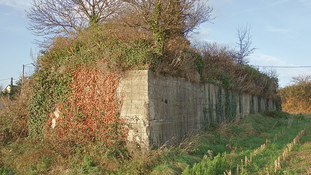 DSCF1609c SK hospital bunker, York Battery, Querqueville