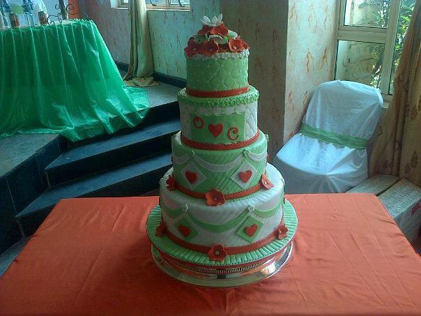 Cake by Daisy Cakes