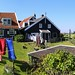 A beautiful day for drying laundry at the Rozewerf by B℮n
